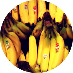 1 plátano al día